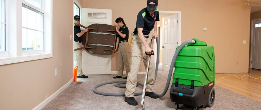 Meridian, MS residential restoration cleaning